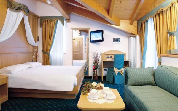 Hotel Gran Vacanze - camera 1