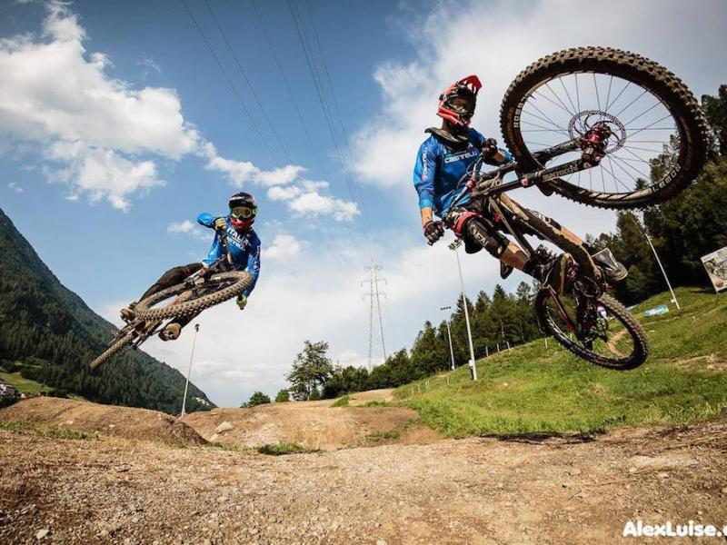 Downhill da Campioni!