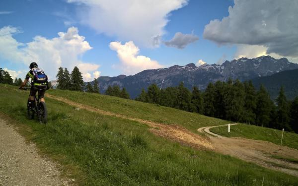 val di sole mountain bike