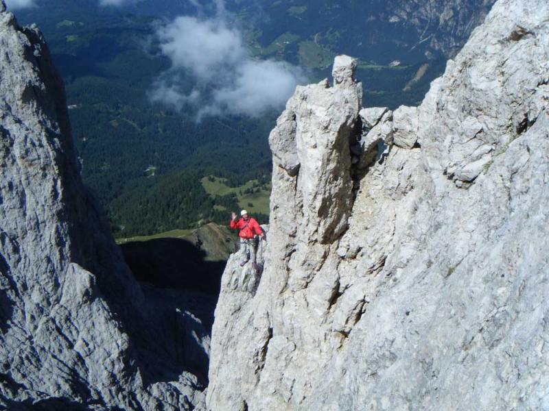 arrampicata-nelle-Dolomiti-di-Brenta-Trentino