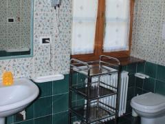 appartamento arnica trilocale bagno