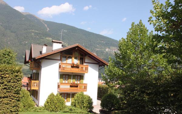 residence gran vacanze esterno