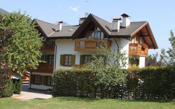 vista esterna residence gran vacanze