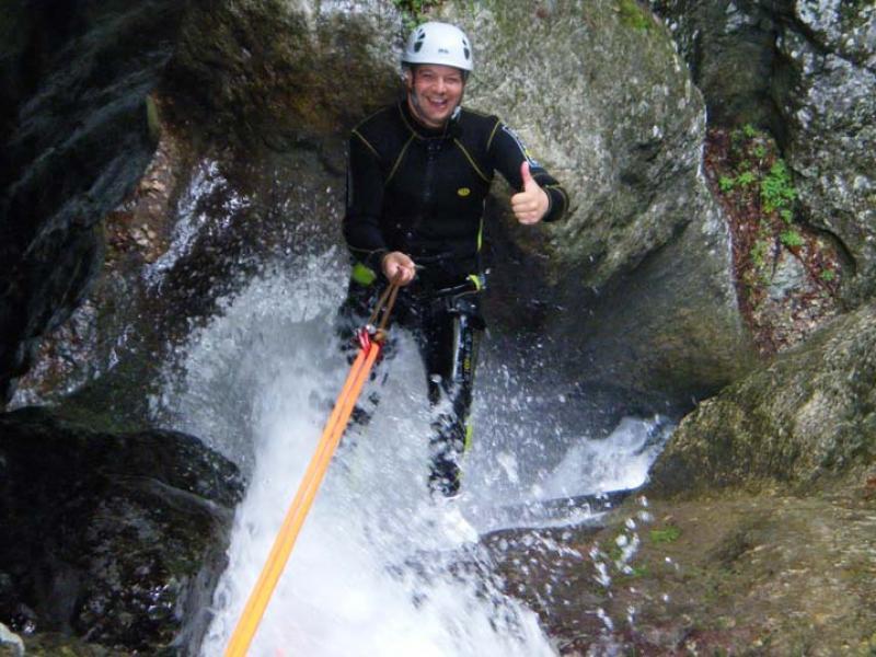 Canyoning San Biagio