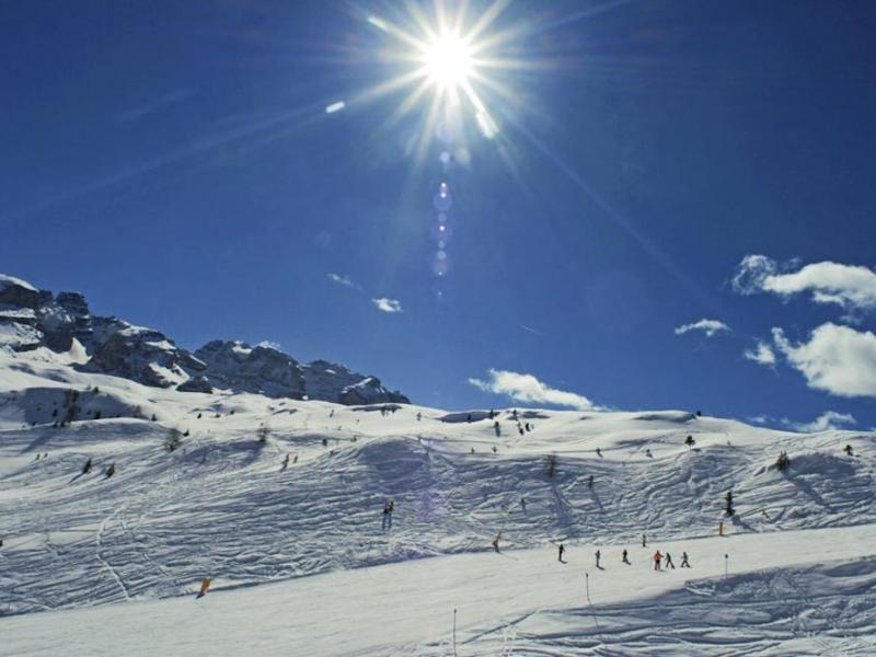 piste da sci in val di sole